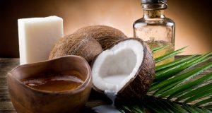 Kosmetik mit Kokosöl
