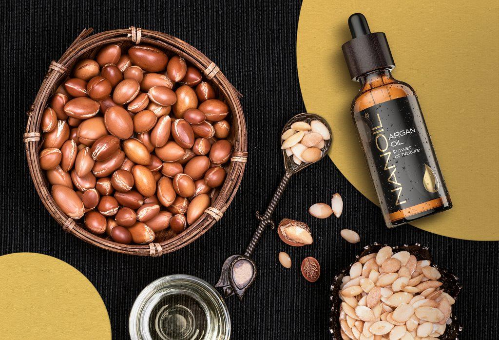 Nanoil Arganöl zur Hautpflege